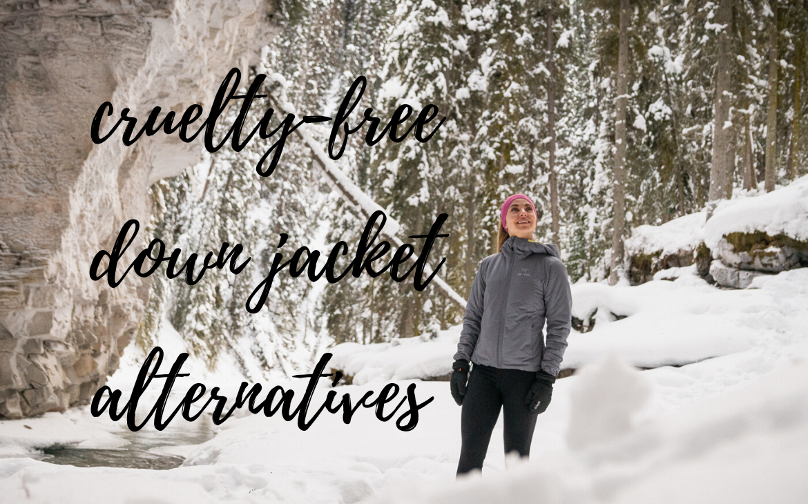 Cruelty-Free Down Jacket Alternatives