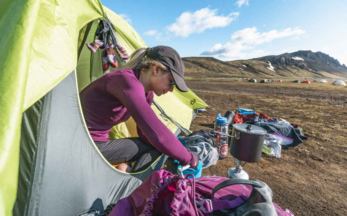 6 Zero Waste Camping Ideas to Try this Summer